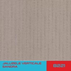 Jaluzele verticale SANDRA cod 8221