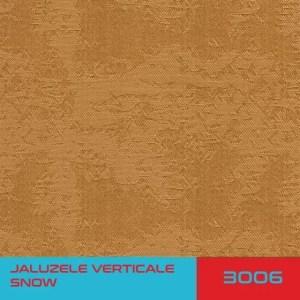Jaluzele verticale SNOW cod 3006