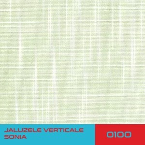 Jaluzele verticale SONIA cod 0100