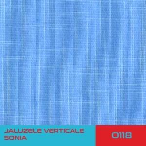 Jaluzele verticale SONIA cod 0118