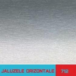Jaluzele orizontale argintii - Jaluzele Bucuresti
