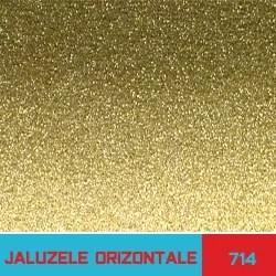 Jaluzele orizontale auriu - Jaluzele Bucuresti