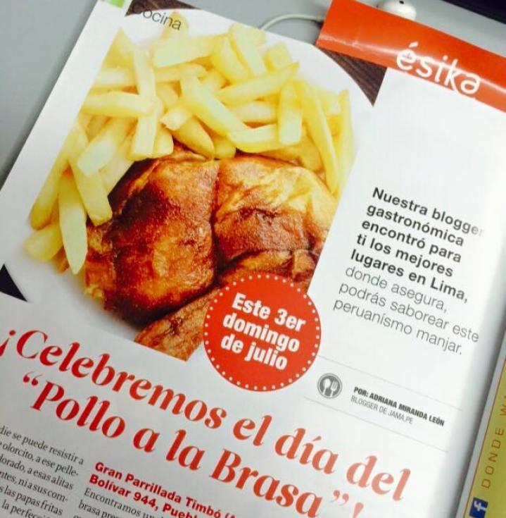 jama blog en la revista gisela gastronomia