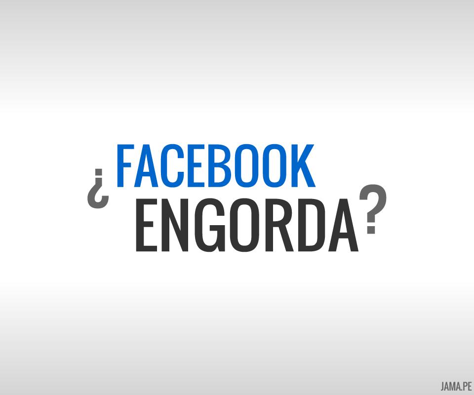 Facebook engorda y Twitter adelgaza