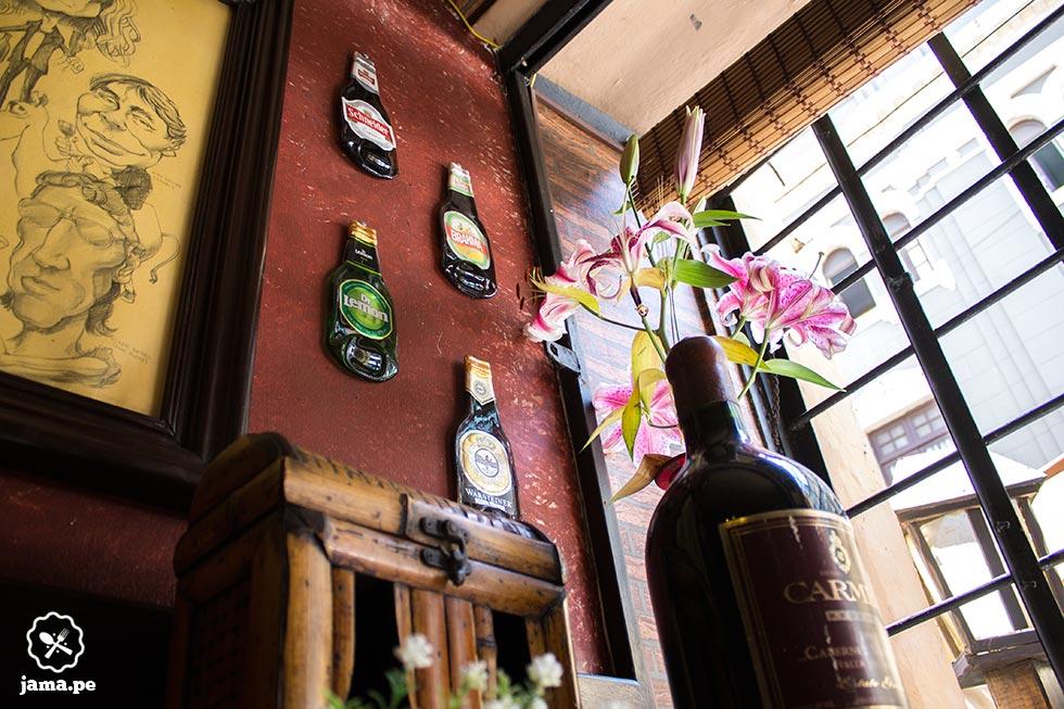 vermona restaurantes en lima