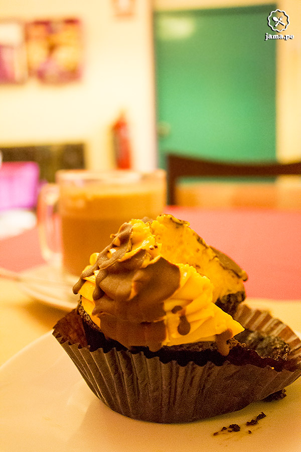 homemade.cupcake.chocolate.Homemade café en Miraflores
