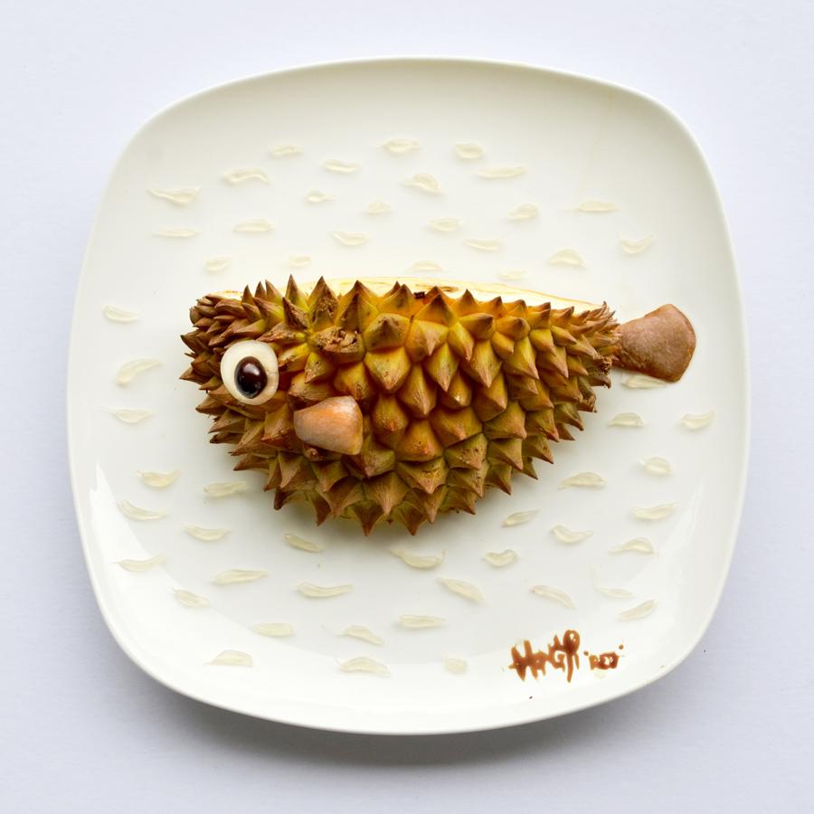 jama Creatividad con la comida
