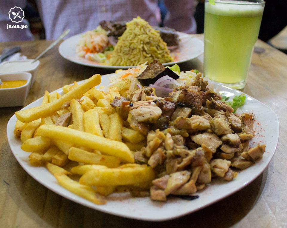 comida arabe -2