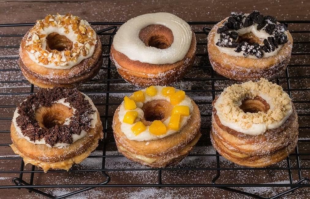 King Kroughnuts jama dulces