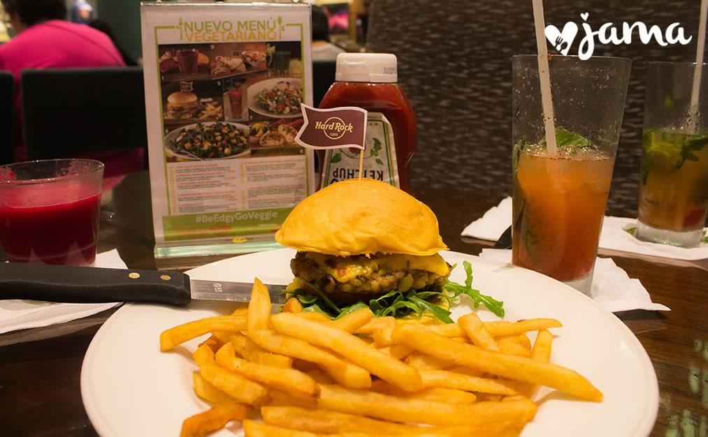 hard-rock-cafe-lima-menu-vegetariano-hamburguesa-trigo