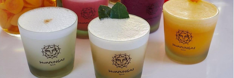 "Huaringas bar celebra la ""Semana del Pisco Sour"""