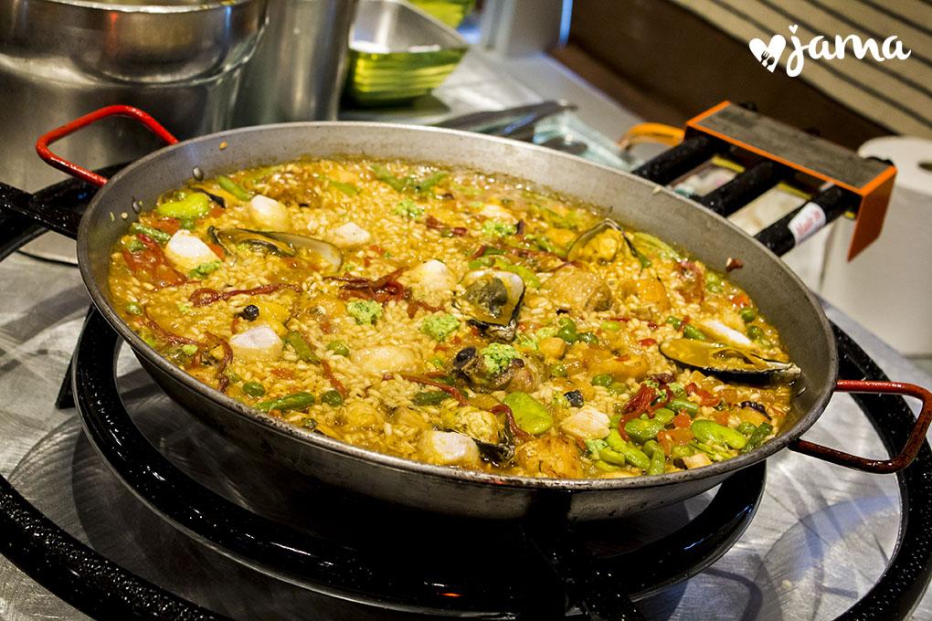Semana de Festival Español en el restaurante Market 770