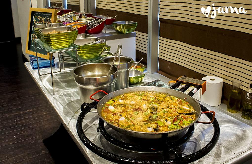 paella-gastronomia-española