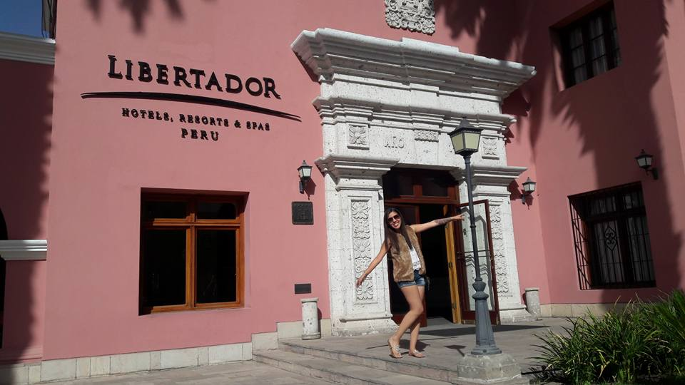 Arequipa: Mi estadía en el Hotel Libertadores