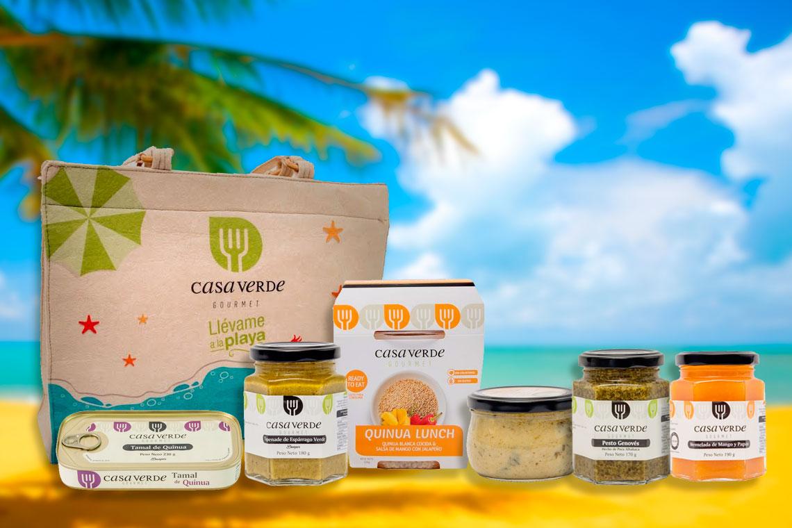 Sorteo: CasaVerde Gourmet regala packs perfecto para este verano