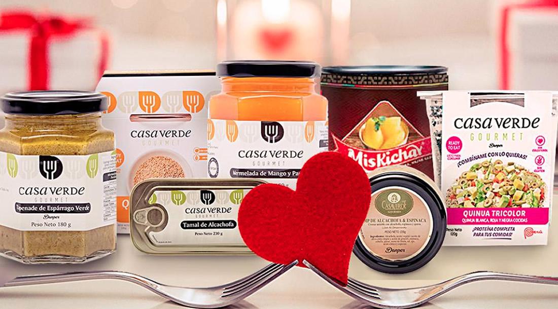 Sorteo: Disfruta tu San Valentín con Casa Verde Gourmet