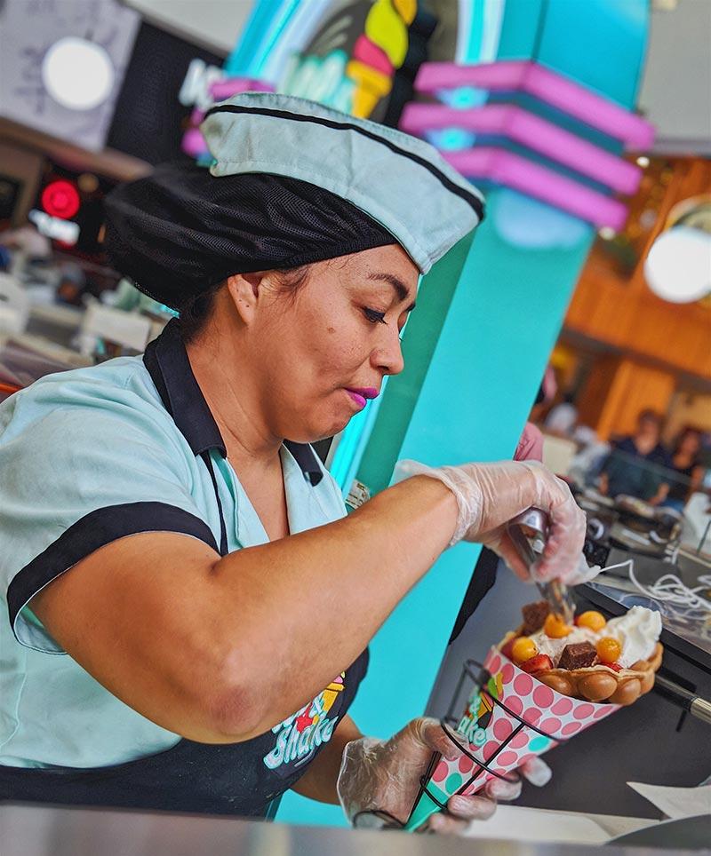 helados artesanales ice & shake en lima