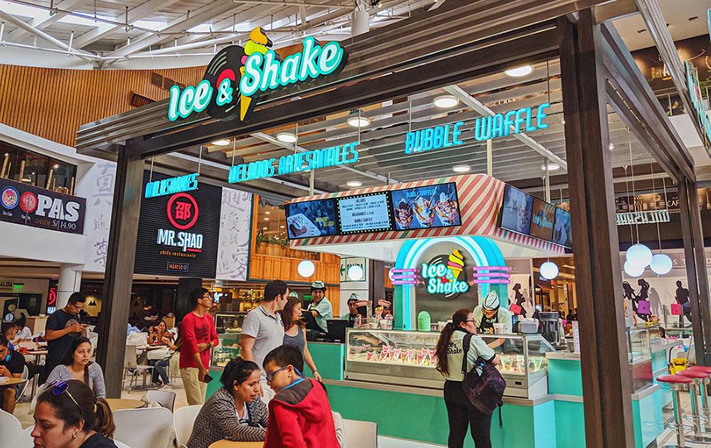 Endulzándome la vida con los helados artesanales de Ice & Shake