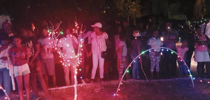 A different kind of Christmas for Longville Park residents