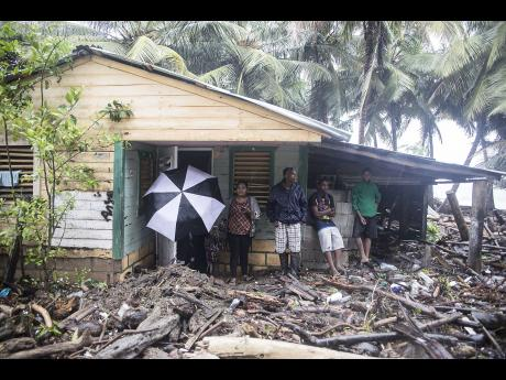 A look at the damage from Hurricane Irma in the Caribbean  Lead Stories  Jamaica Gleaner
