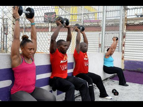 Fit 4 Life Breathe Life Into Your Fitness Programme Health Jamaica Gleaner