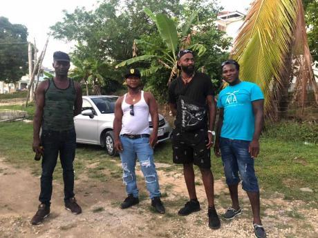 Image result for jamaican fishermen claim us coast guard abused them