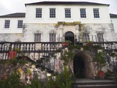Rose Hall Great House World S 8th Most Haunted Place