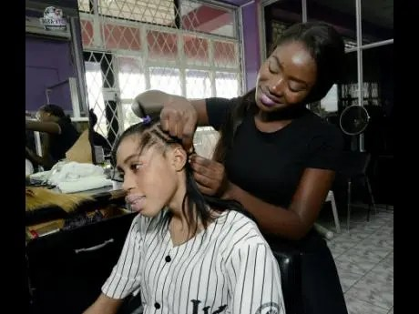 Little Rest For Stylists During Busy Christmas Period