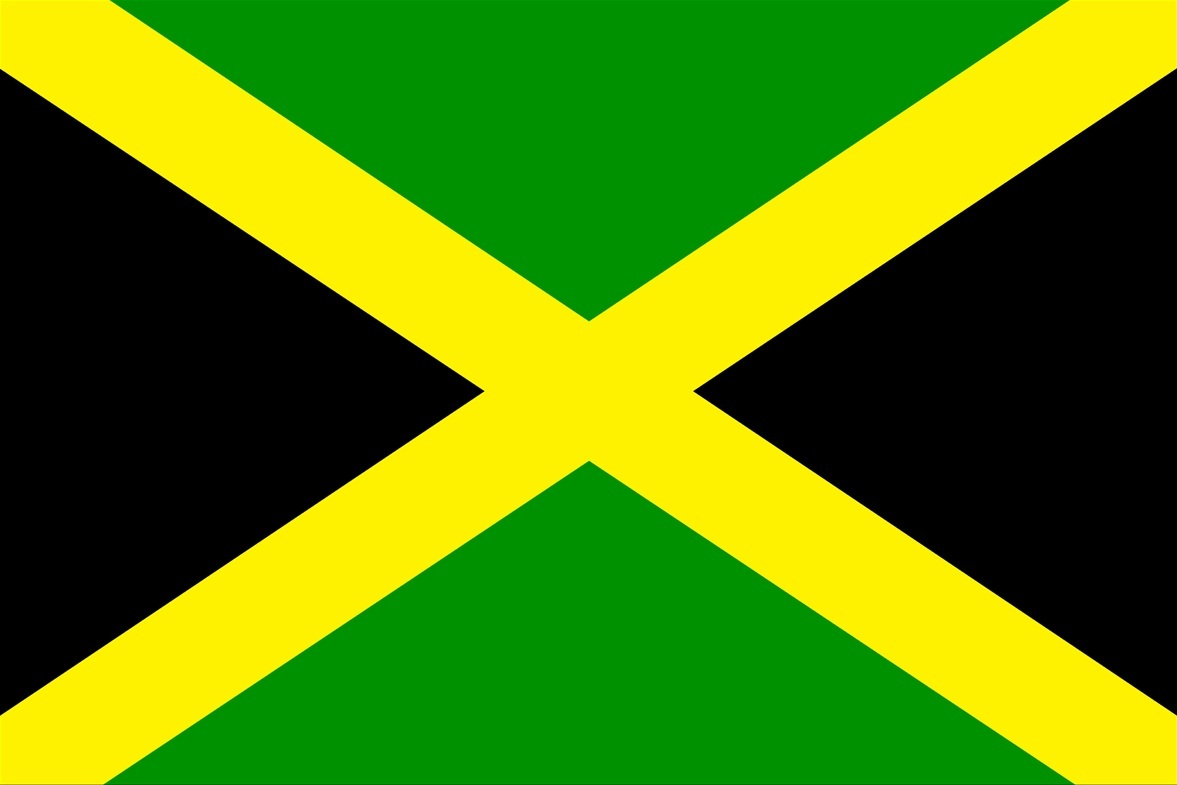 What do the Colours of the Jamaican Flag Mean?