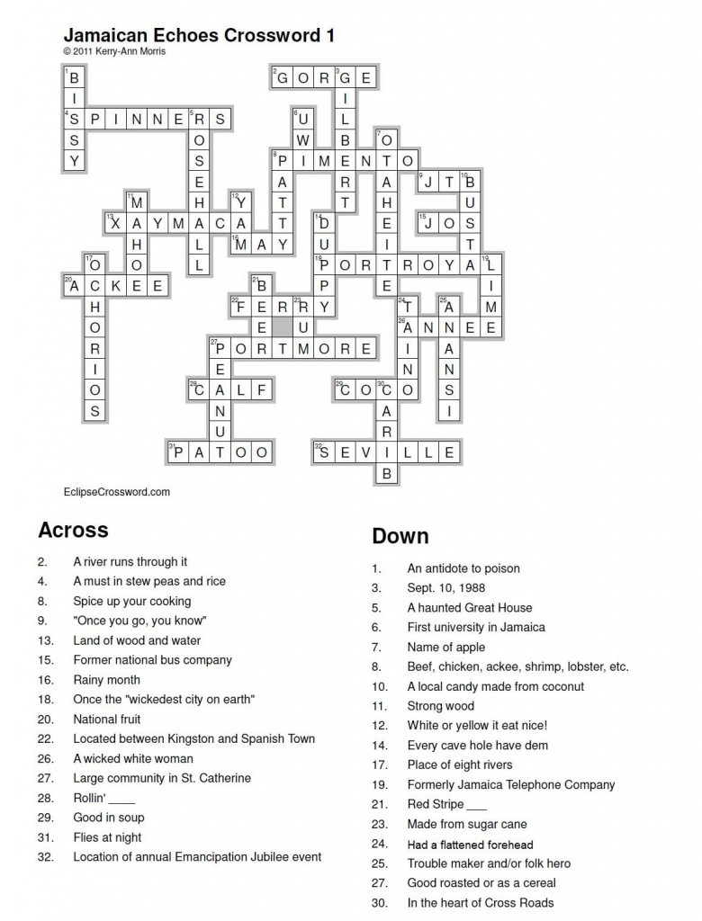 Crossword Puzzle1_answers