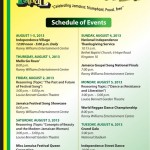 Happy 51st Independence Day Jamaica!!! Time to Celebrate… But How?
