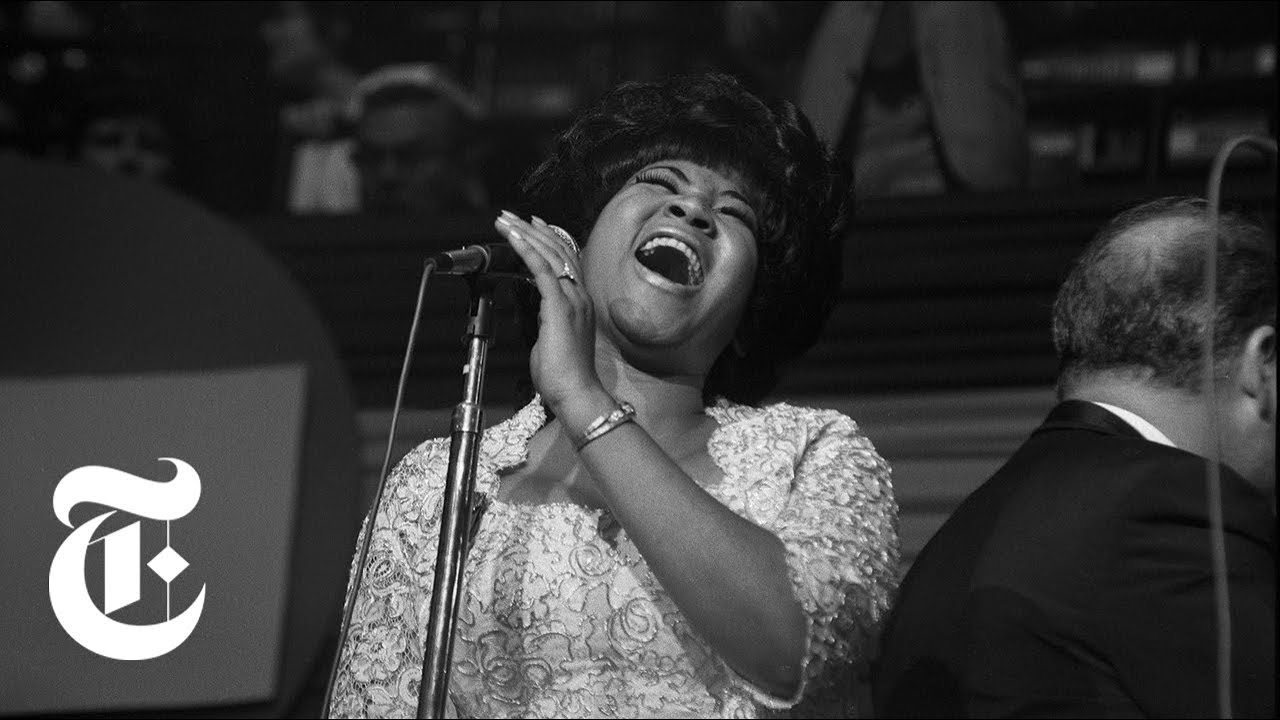 Remembering Aretha Franklin  Jamaican Videos