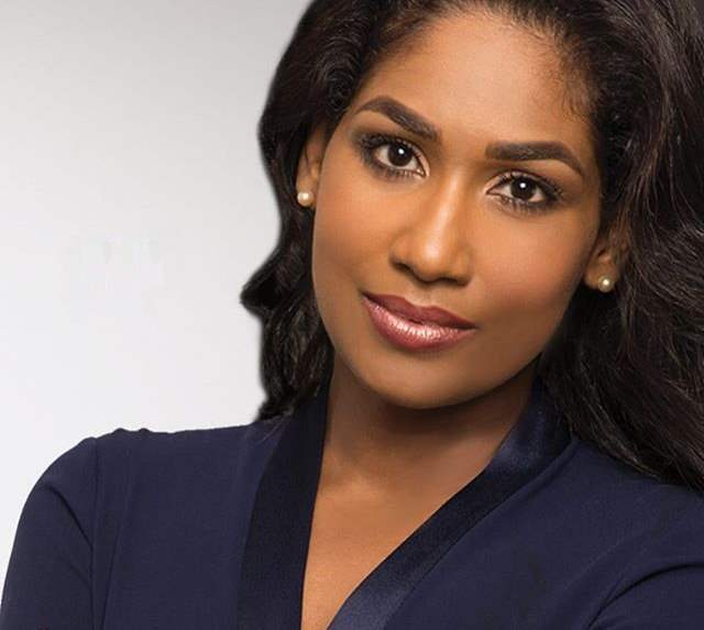 Lisa Hanna Jamaicas Minister Of Youth And Culture