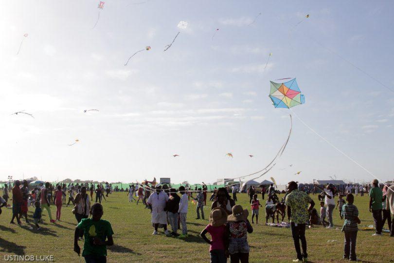 Photo Highlights From The Jamaica International Kite