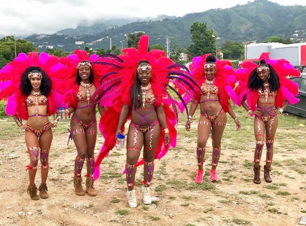 12 Beautiful Photos From Jamaica Carnival 2017