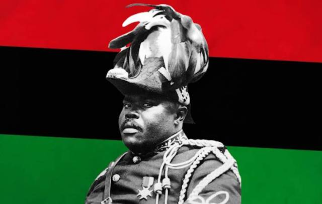 Did you Know Marcus Garvey Created the Pan African Flag
