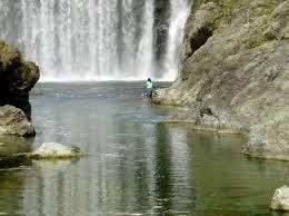 Yallas falls