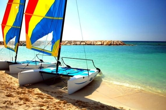 Jamaica water sports