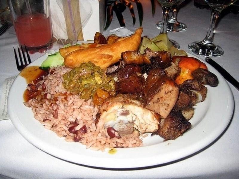 Jamaica Jerk by Ras Marley