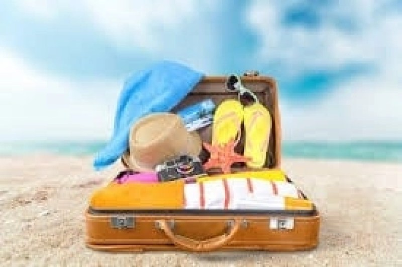 Packing for beach Vacation