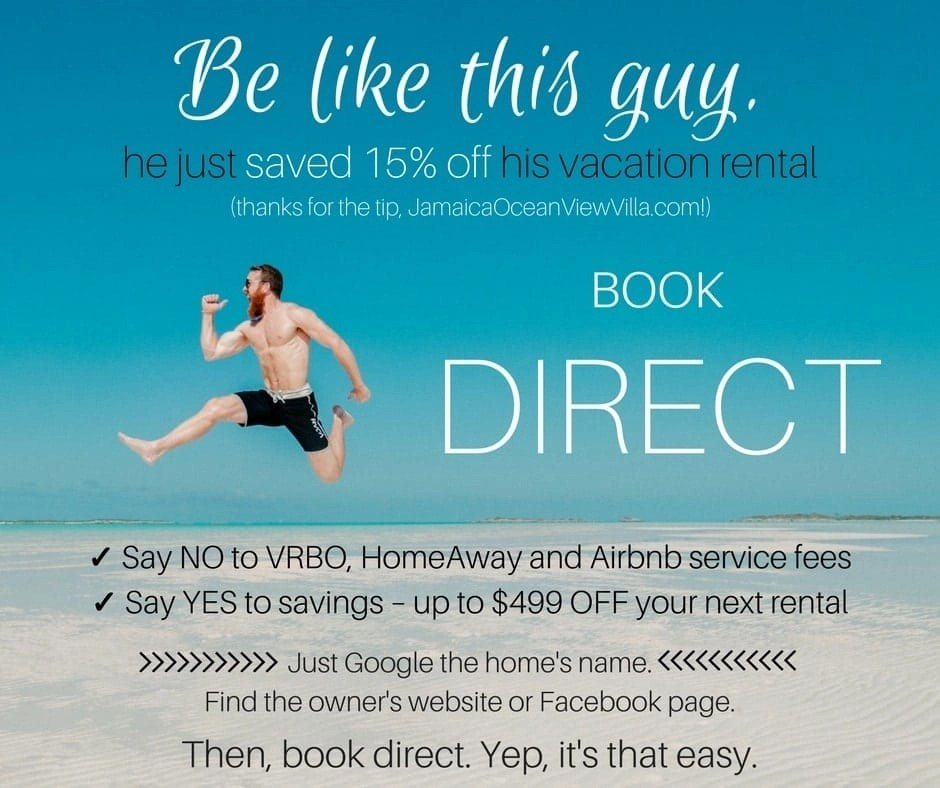 save money on your next vacation rental
