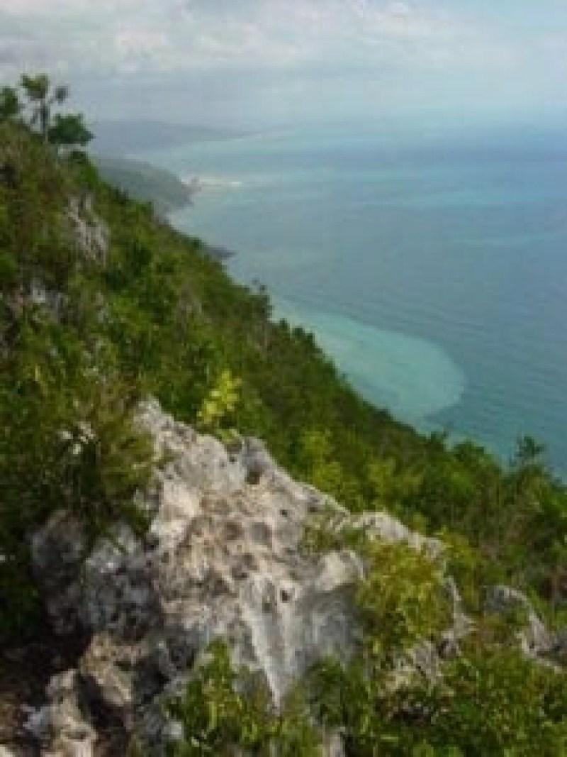 Lovers'_Leap Jamaica