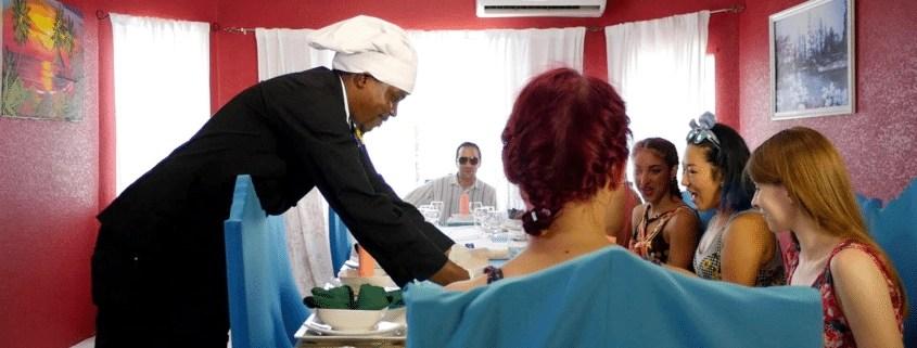 Jamaica villas with private chef