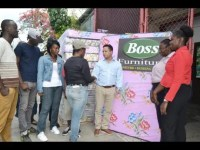 Corporate Hands: Boss Furniture donates to fire victims ...