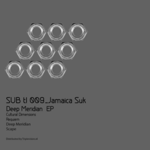 'Deep Meridian' EP on SUBTL