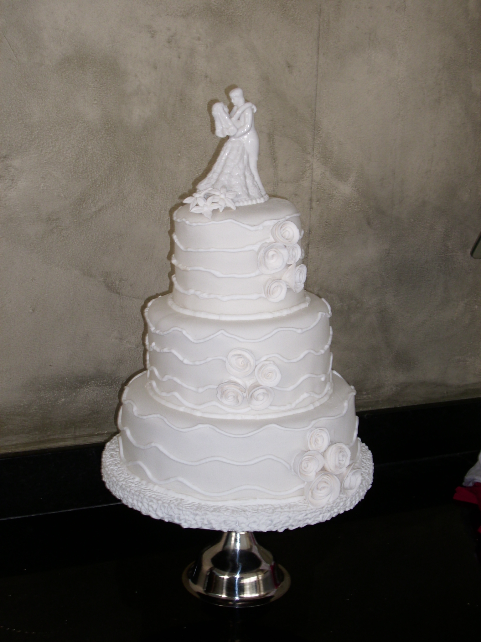 Wedding Cakes From Helen G Events Jamaica Weddings Blog