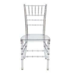 Plastic Chiavari Chairs White Wedding Ghost And Crystal  Jamaica Weddings Blog