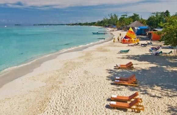 negril beach | Jamaica Wheelchair Taxi - transport for wheelchair passengers