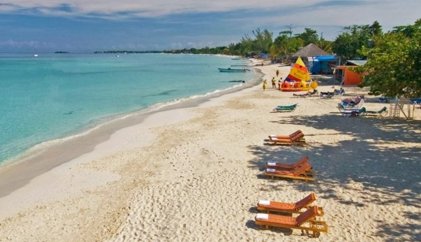 negril beach | Jamaica Wheelchair Taxi - transport for wheelchair passengers
