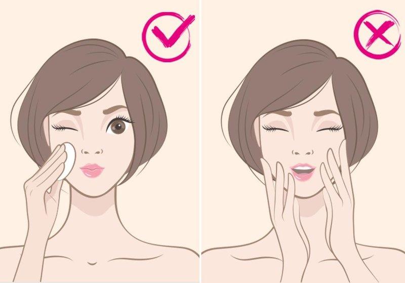 عادات سيّئة تؤذي بشرتكِ
